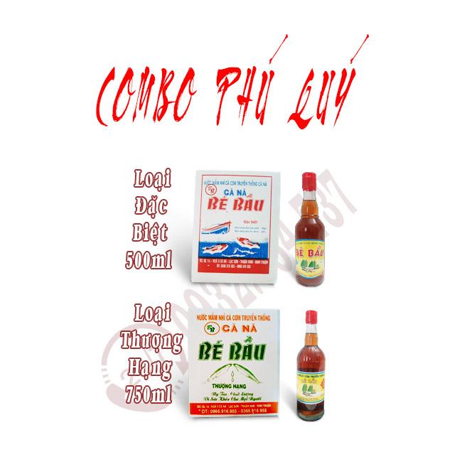 Combo Phú Quý